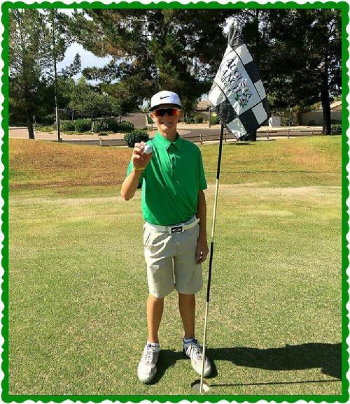 Littleton Colorado Shooting October 2012: Golf Phenom Brayden
